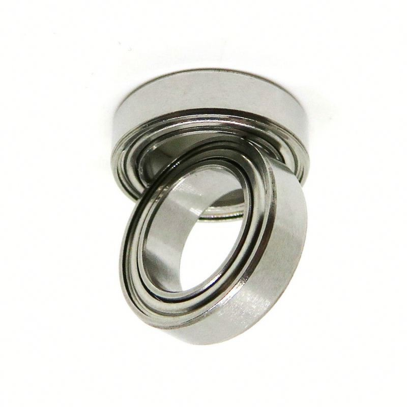 Angular Contact Ball Bearing Brass Cage Bearing Stainless Steel for Farming Machine NSK 7005