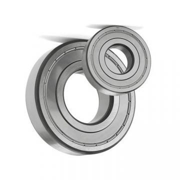6204RS/Zz/Nr/N Deep Groove Ball Bearing Rubber/Shield Seal Black Corner National Standard