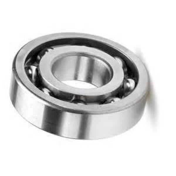 NSK bearings 6205z Deep Groove Ball Bearing 6205zz #1 image